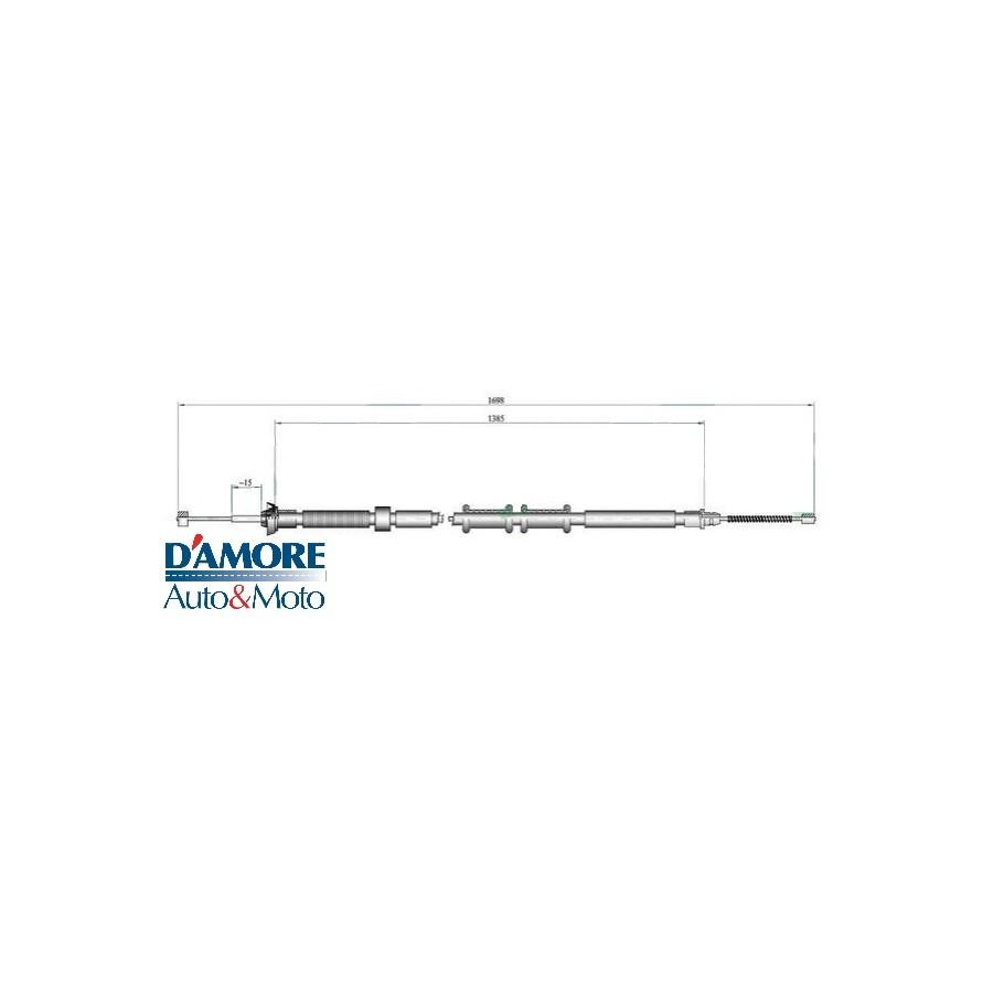 CUSCINETTO TENDICINGHIA ACCESSORI E65 I17 H22 MERCEDES CLASSE A (W169) CLASSE B (W245)