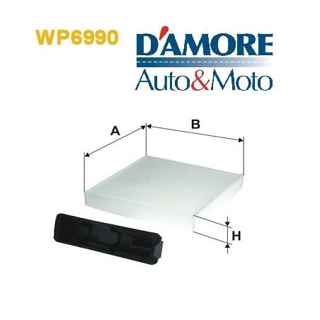 PISTONE CILINDRO MOTO PIAGGIO VESPA PK - XL - ET3 125 D55,4mm
