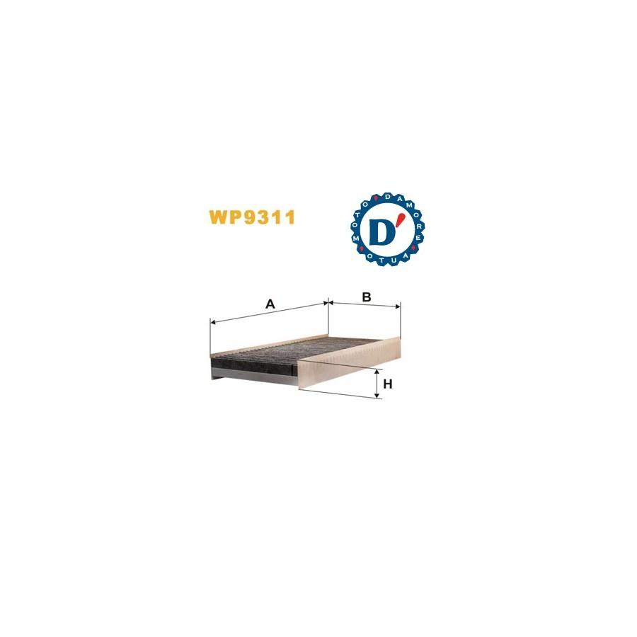 PORTA MERCEDES BENZ CLASSE C W203 POSTERIORE SX