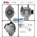 ALTERNATORE TOYOTA LAND CRUISER 120 J12 150 J15 3.0 D-4D 1KD-FTV 12V 100A