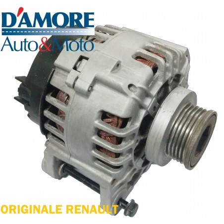 ALTERNATORE TOYOTA YARIS (CP10) 1.4 D-4D 1ND-TV 55KW 12V 70A