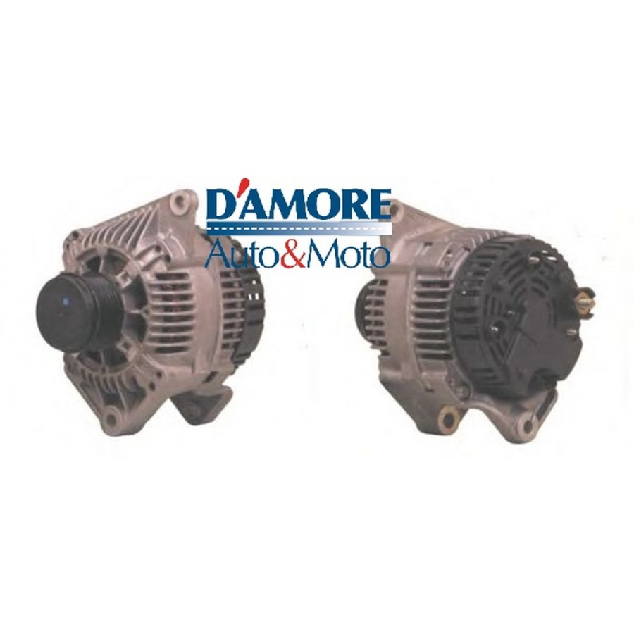 ALTERNATORE TOYOTA YARIS 1.0 VVT-i 51KW 12V 90A