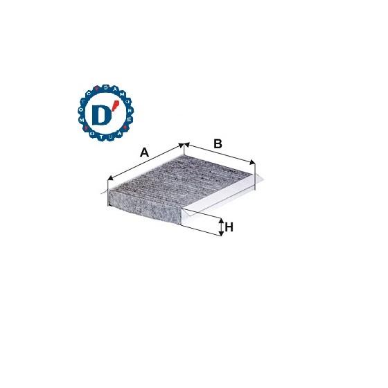 PISTONE CILINDRO MOTO PIAGGIO PRIMAVERA ET3 PK 125 D55,4 mm