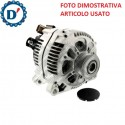 ALTERNATORE FORD FOCUS 1.8 TDCi 90A