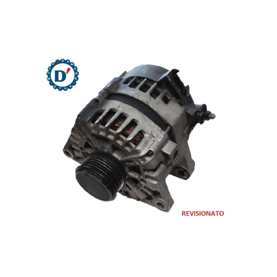 ALTERNATORE PER IVECO DAILY I 35-8 35-10 12V 55A
