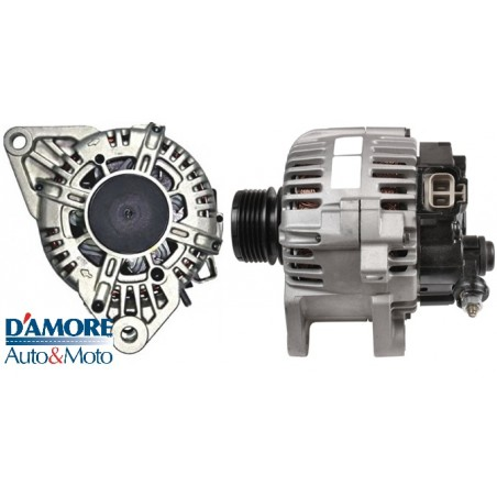 ALTERNATORE IVECO DAILY I II 35-8 35-10 12V 55A