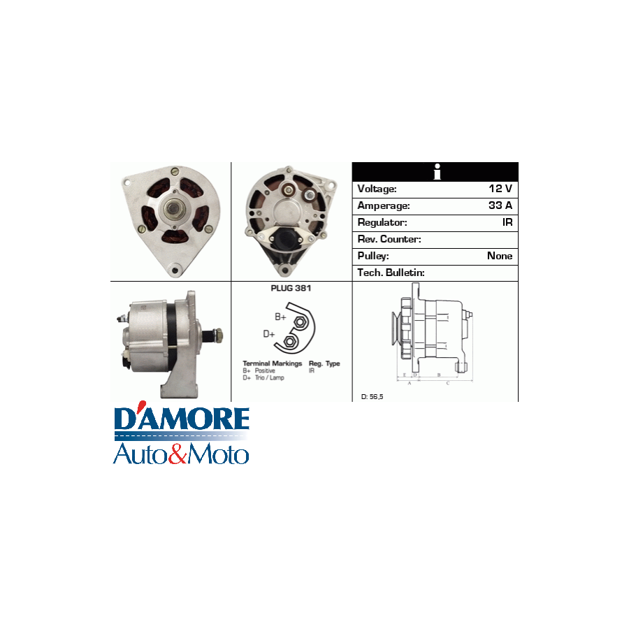 ALTERNATORE KIA CERATO RIO II HYUNDAI I30 MATRIX 1.4 1.5 1.6 CRDi